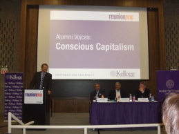 Conscious Capitalism at Kellogg Reunion