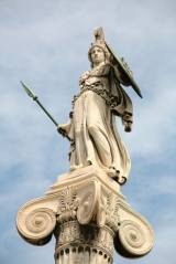 Athena at Parthenon