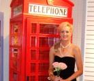 Sandra Rupp at Princess Diana dinner