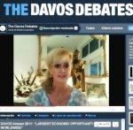 Davos 2011 Sandra Rupp