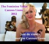 Sandra Rupp Cannes Lions 2012