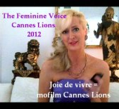 Sandra Rupp Cannes Lions 2012