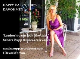 Click #DavosWoman Valentine
