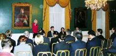 Sandra Rupp Gives Speech to Executives