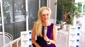 Anchor/Exec Sandra Rupp talks Dove