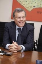 WPP CEO Sir Martin Sorrrell