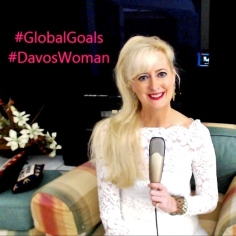 Sandra Rupp, Davos Woman